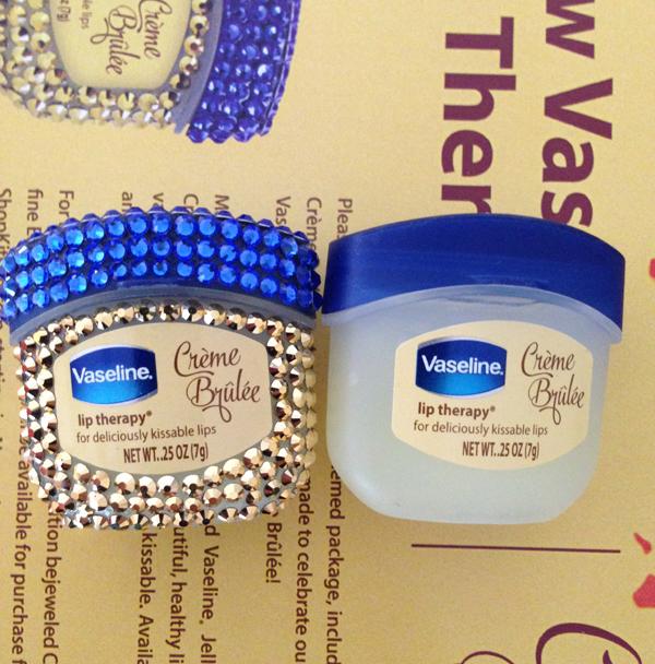 Vaseline Lip Therapy Creme Brûlée