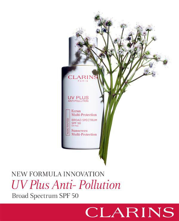 UV Plus Anti-Pollution Broad Spectrum SPF50 à an ultra-lightweight