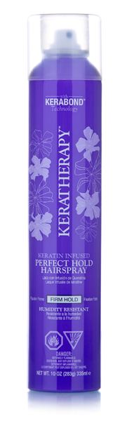 Keratherapy's Perfect Hold Hairspray