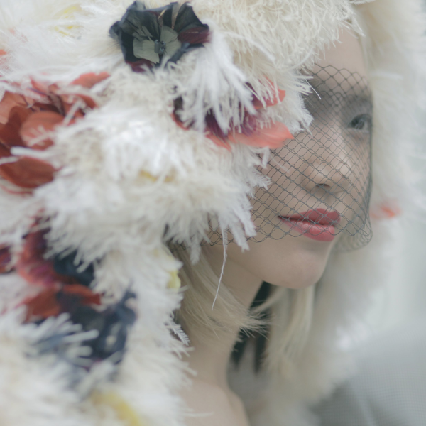 2015 Spring-Summer Haute Couture Show. MAKEUP BY CHANEL.