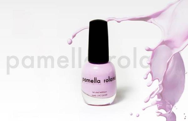 Pamella Roland Cherry Blossom nail polish