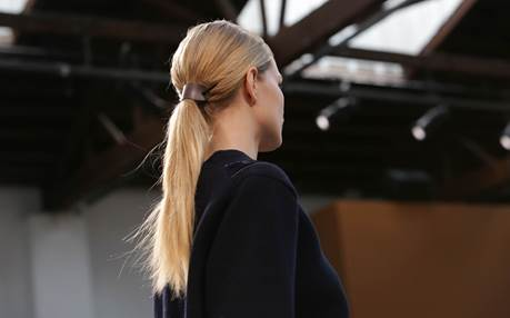 Derek Lam New York Fashion Week 2015 | Photo Credit: Erin Baiano for PHYTO Hair Care