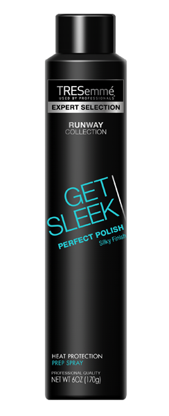 TRESemmé Runway Collection Get Sleek Heat Protect Spray