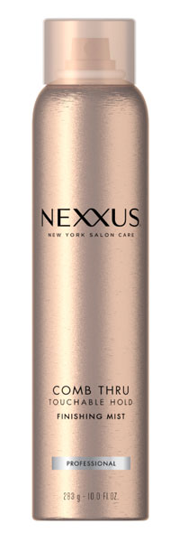 Nexxus® New York Salon Care Comb Thru Touchable Hold Finishing Mist