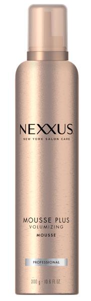 Nexxus® New York Salon Care Mousse Plus Volumizing Mousse
