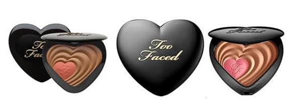 Too Faced Soul Mates Blushing Bronzer / $34.00 / www.sephora.com