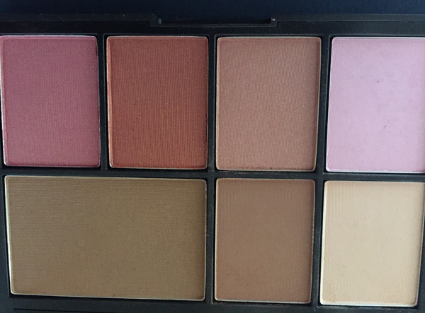 #NARSissist Cheek Studio Palette
