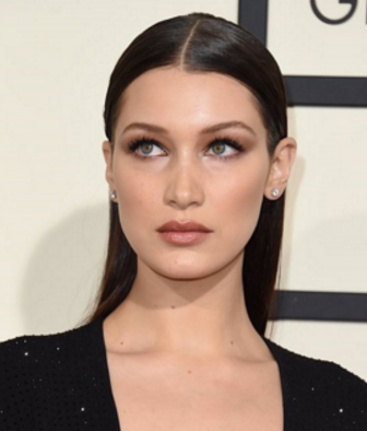 Bella Hadid's Hair At The Grammys