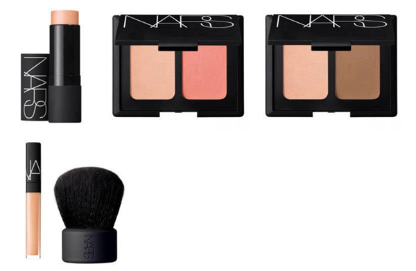 NARS: Hot Sand Collection