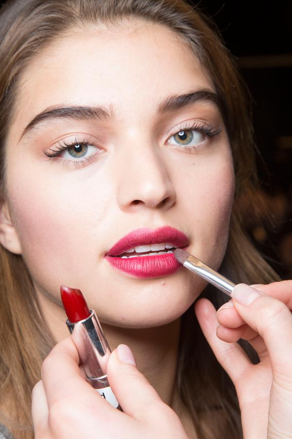 Maybelline New York Naeem Khan FW16 Makeup