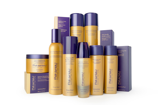 Pai-Shau Hair Care Collection