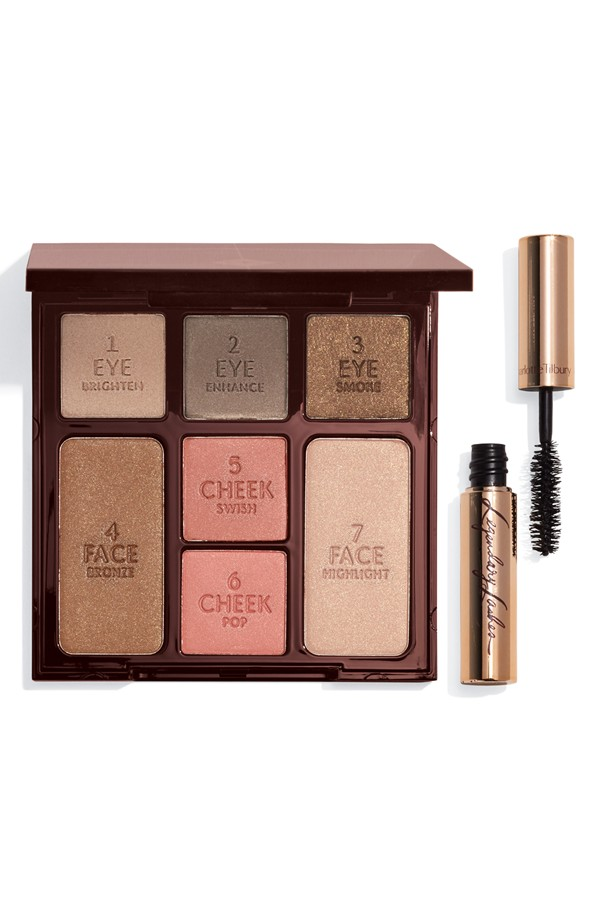 Charlotte Tilbury Instant Beauty Palette The Dolce Vita Look, $75, Nordstrom.com