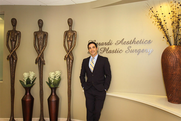 Dr Joseph Berardi board-certified Scottsdale Plastic Surgeon at Berardi Aesthetics And Plastic Surgery, Scottsdale Arizona.