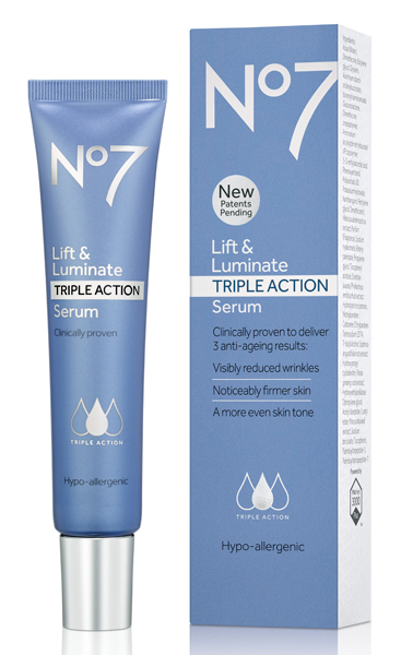 No7_Lift & Luminate TRIPLE ACTION Serum