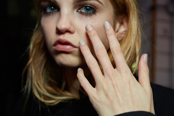 Alexander Wang Fall/Winter 2017 With essie