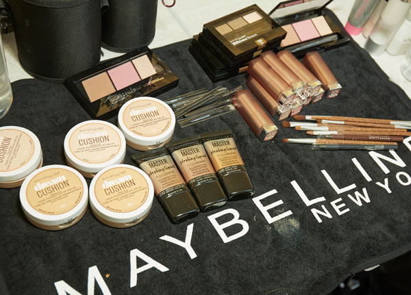 Maybelline New York Monique Lhuillier Spring18 Bridal Makeup Recap