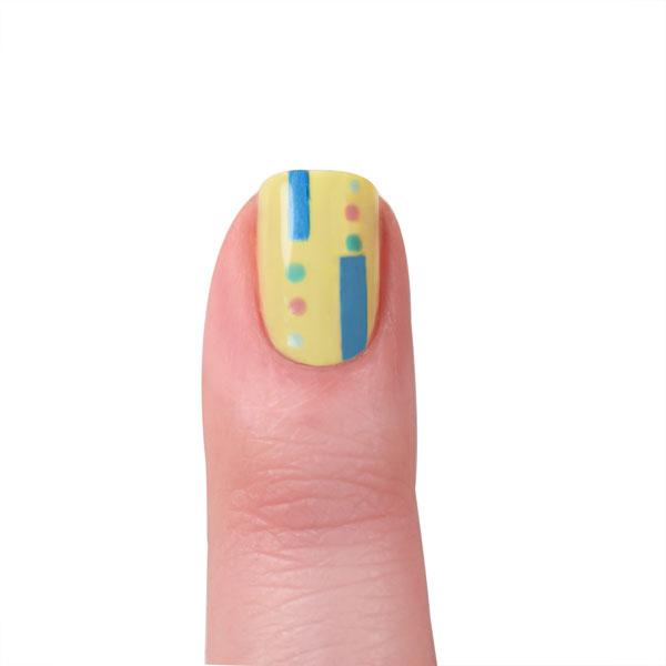 JINsoon 2017 Modern Easter Nail Art