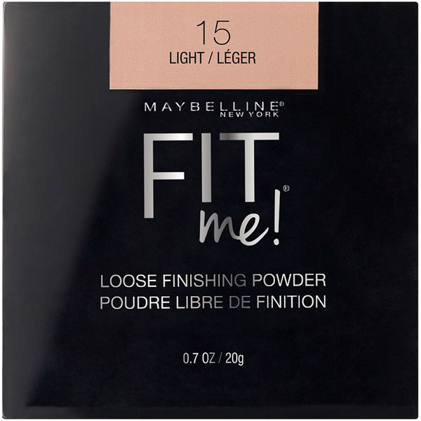 FITme! Loose Powder (launching July 2017)