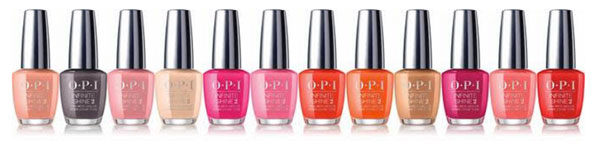 OPI New Summer Collection California Dreaming