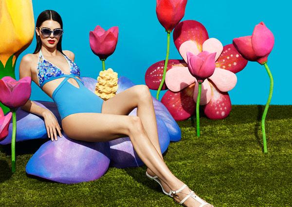 Kendall Jenner Stars In La Perla Pre Fall 2017 Ad Campaign