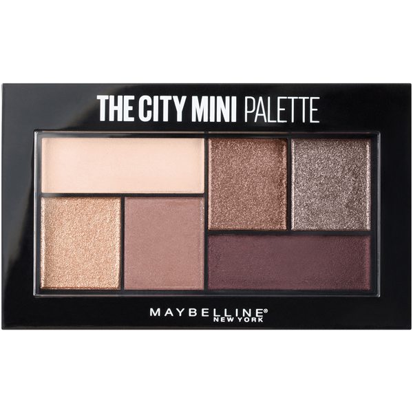 MNY City Mini Palettes_Chill Brunch Neutrals