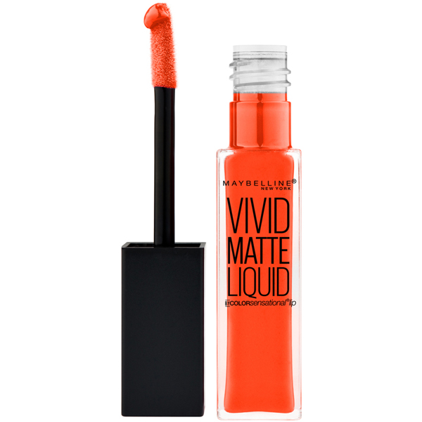 Maybelline New York Orange Obsession