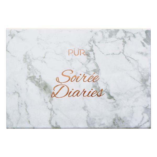 PUR Contour Diaries Palette Ultra Matte Contour Kit ($32).