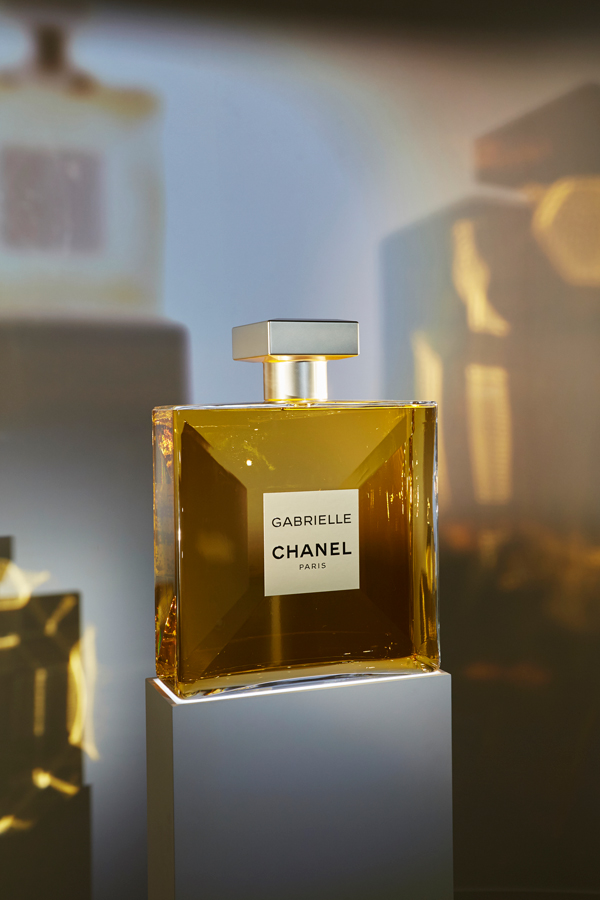 CHANEL unveiled its new fragrance GABRIELLE CHANEL
