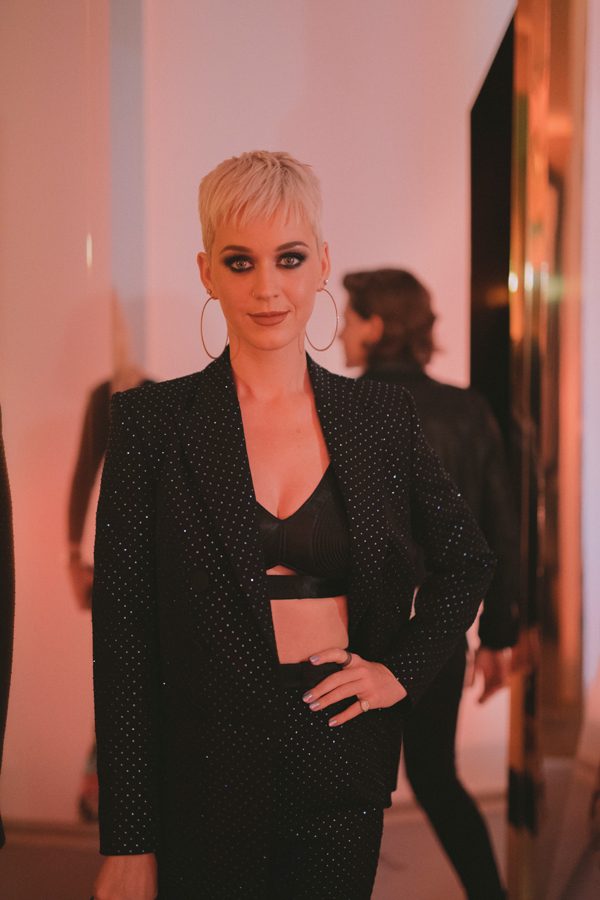 Katy Perry Gabrielle Chanel Party
