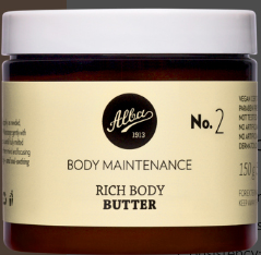 Alba1913's Rich Body Butter