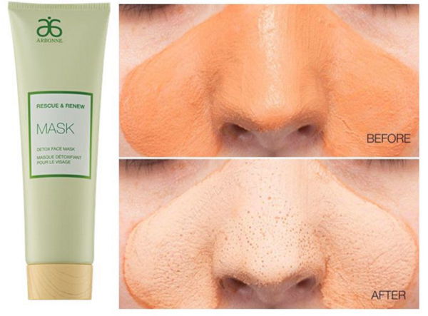 Arbonne Rescue & Renew Detox Mask