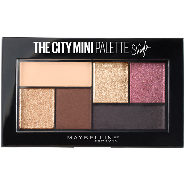 Maybelline New York Shayla Mitchell City Mini Palette