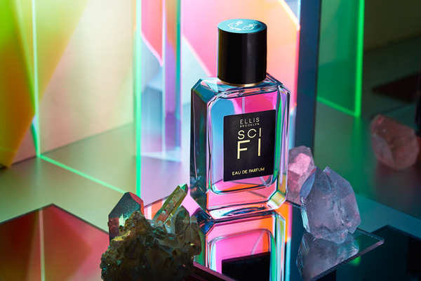 Introducing ELLIS BROOKLYN Sci Fi eau de parfum