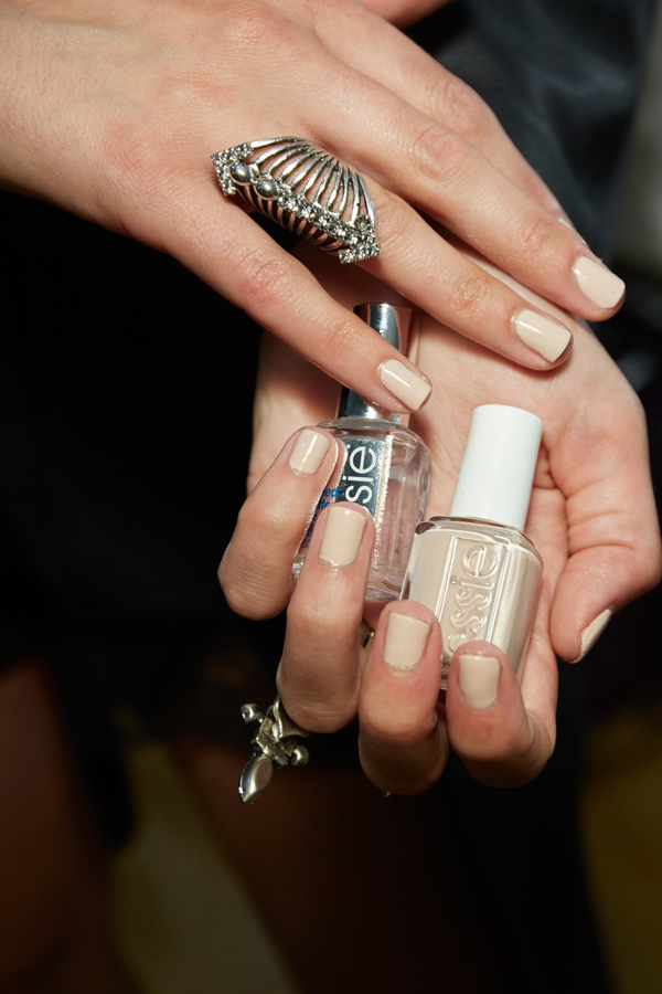 Alexander Wang Spring Summer 2018 Get The Look With essie