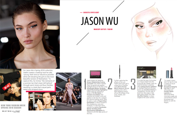 Maybelline New York Jason Wu