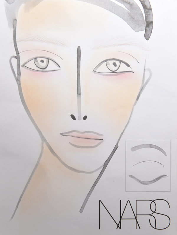 NARS Beauty Report: Creatures of the Wind SS2018